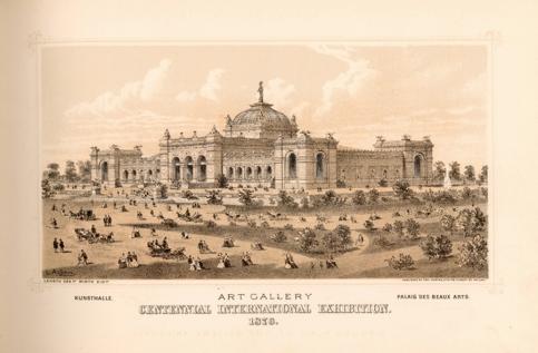 Memorial Hall 1876