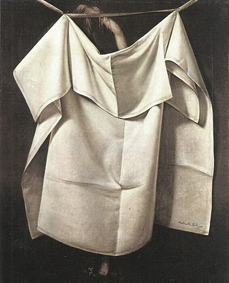 "Raphaelle Peale, ""Venus Rising from the Sea--A Deception,"" c. 1822"